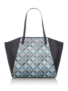 Dickins & Jones Saffia shopper