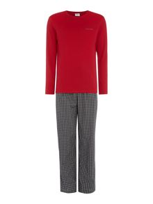 Calvin Klein Holiday Pyjama Long Sleeve Gift Set