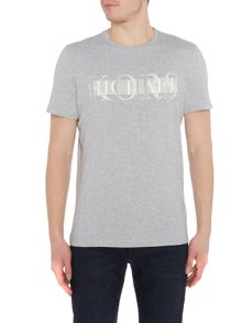 Michael Kors Logo graphic crew neck t-shirt