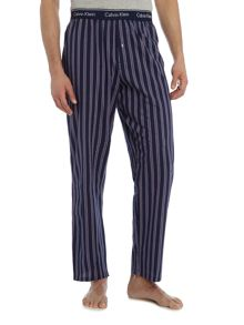 Calvin Klein Peacoat Striped Pyjama Bottoms