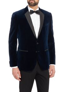 Hugo Harmyn Velvet Dinner Jacket