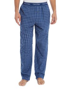 Calvin Klein Flannel Draper Plaid Pyjama Bottoms