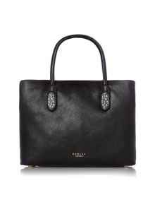 Radley Med multi compartment multiway tote bag