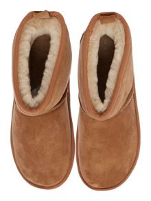 Just Sheepskin Chester Boot slipper