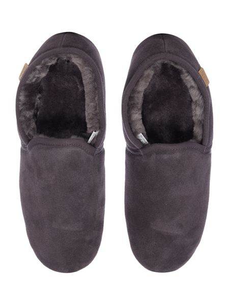 Just Sheepskin Garrick Closed back Slipper