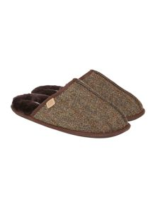 Just Sheepskin Russel Mule slip on slipper