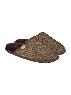 Russel Mule slip on slipper