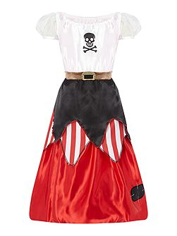 Reversible Princess & Pirate Fancy Dress