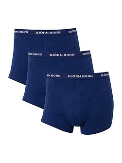 3 Pack Solid & Multi Trunk