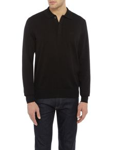 Armani Jeans Long sleeve polo shirt