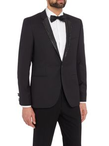 Hugo Adrison Glitter Trim Dinner Jacket