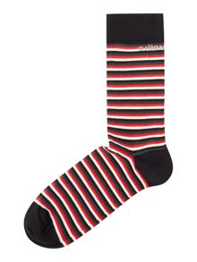 Bjorn Borg Striped ankle socks