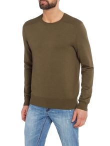 Polo Ralph Lauren Merino stretch jumper