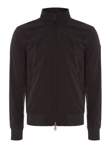 Armani Jeans Zip through logo jacket