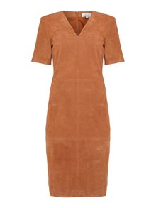 Linea Hazel Suede Dress