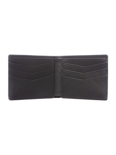 Lyle and Scott Leather Wallet