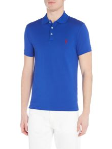 Polo Ralph Lauren Slim fit stretch mesh short sleeve polo