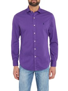 Polo Ralph Lauren Long sleeve slim fit twill shirt