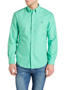 Polo Ralph Lauren Custom fit long sleeve oxford shirt