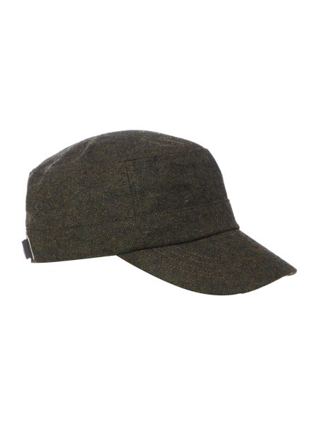 Fred Perry Train driver cap