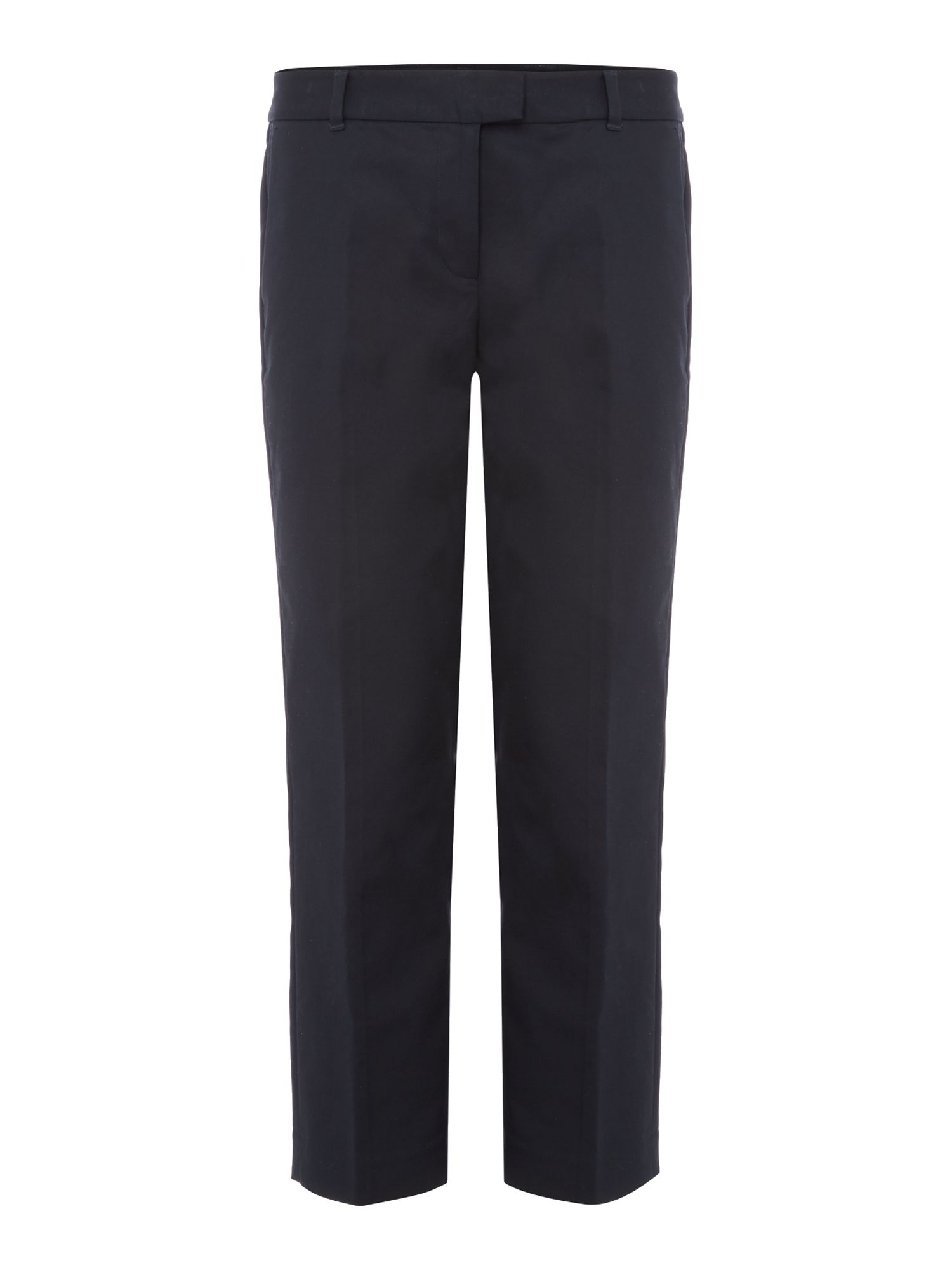 Michael Kors Cropped Cigarette Trousers, Blue
