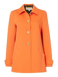 Michael Kors Outerwear Longsleeve Swing Coat