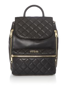 Guess Alanis quilt backpack