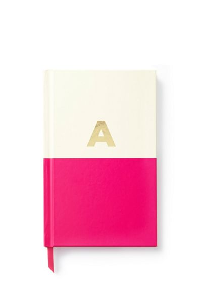 Kate Spade New York Dipped Initial A Notebook