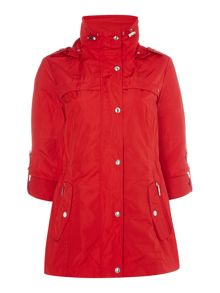 Weatherproof Anorak with hood