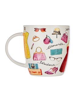 The shopper mug