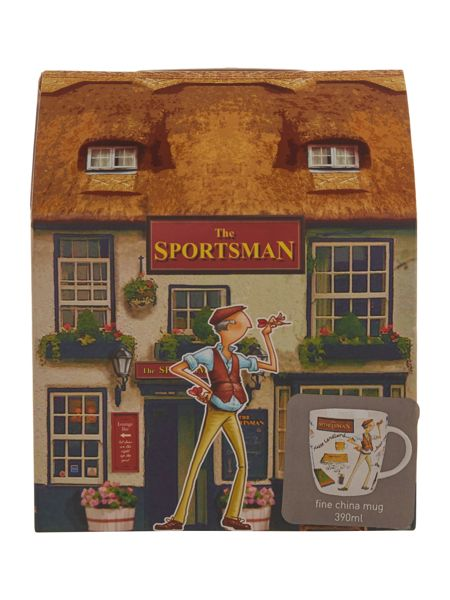 Churchill The sportsman mug
