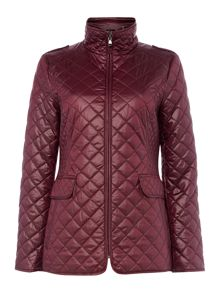 Ellen Tracy Short quilted jacket