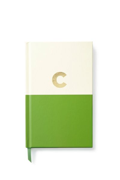 Kate Spade New York Dipped Initial C Notebook