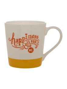 Churchill Happiness mug
