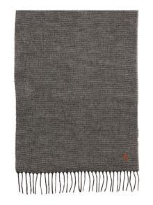 Original Penguin Patterned Scarf