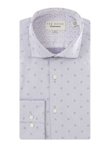 Ted Baker Delon Square Printed Shirt