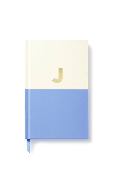 Kate Spade New York Dipped Initial J Notebook