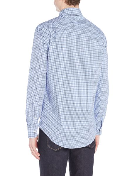 Polo Ralph Lauren Slim fit 2 colour gingham shirt