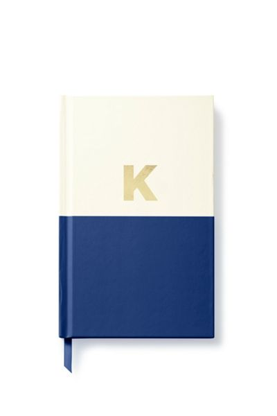 Kate Spade New York Dipped Initial K Notebook