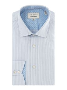 Ted Baker Wyatt Dotted Strip Shirt