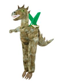 Travis Designs Ride On Dinosaur Fancy Dress Toy