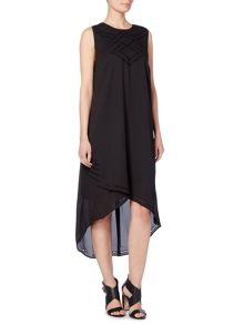 Label Lab Onxy cutwork dress
