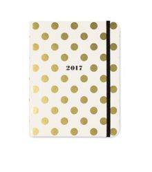Kate Spade New York Gold Dots, 17-Month Medium Agenda
