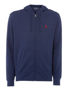 Polo Ralph Lauren Lightweight terry zip through hoody