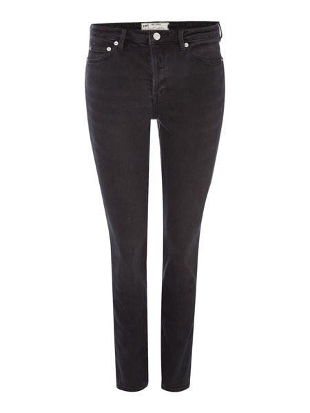 Free People Payton high rise skinny jeans in black