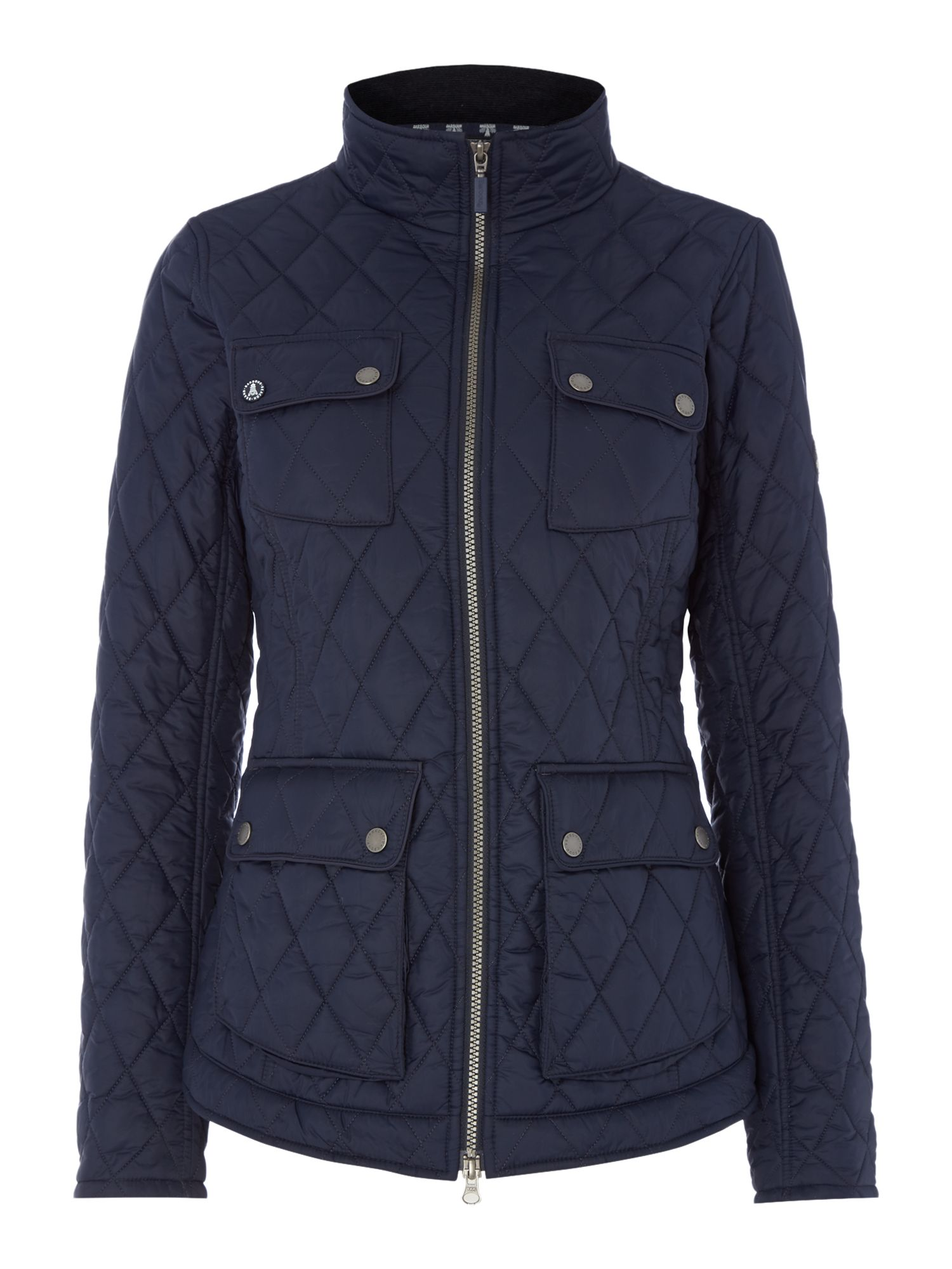 Barbour Barbour dolostone quilt Navy