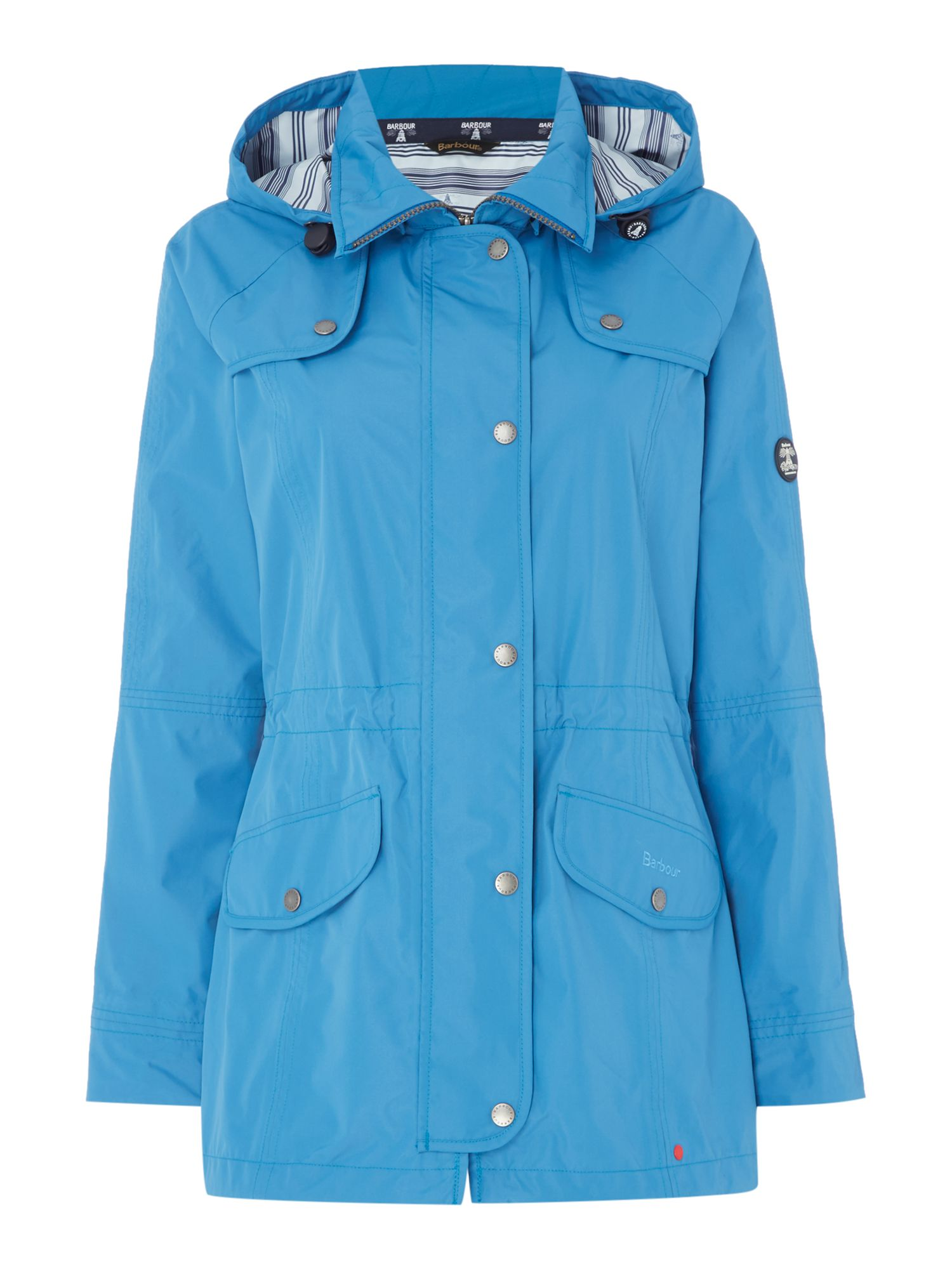 Barbour Trevose waterproof jacket, Blue