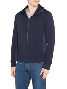 Polo Ralph Lauren Tech zip through hooded sweat