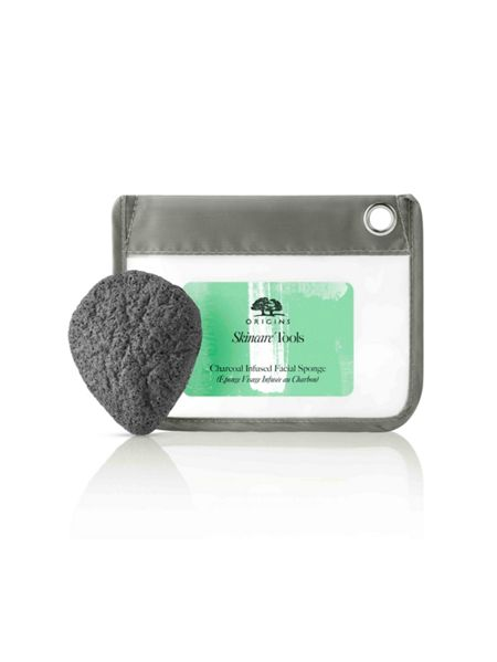 Origins Exclusive Charcoal Infused Facial Sponge