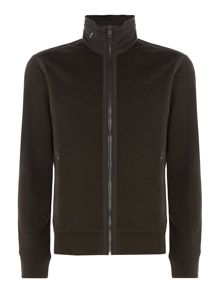 Polo Ralph Lauren Tech zip through funnel neck sweat
